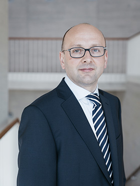Prof. Dr. Luca F. Flöther